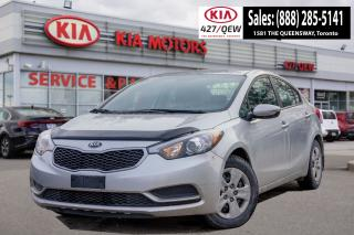 Used 2014 Kia Forte LX for sale in Etobicoke, ON
