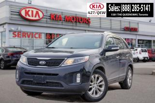 Used 2015 Kia Sorento EX w/Snrf for sale in Etobicoke, ON