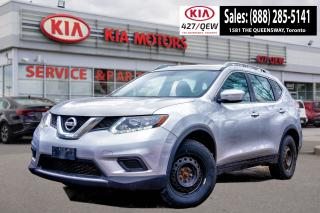 Used 2015 Nissan Rogue S for sale in Etobicoke, ON