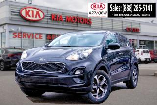 Used 2020 Kia Sportage LX for sale in Etobicoke, ON