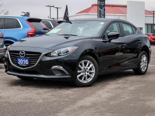 Used 2016 Mazda MAZDA3 |ONE OWNER|NO ACCIDENTS|1.99% FINANCING for sale in Mississauga, ON