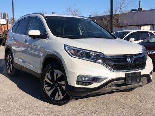 Used 2015 Honda CR-V Touring for sale in Toronto, ON