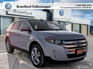 Used 2013 Ford Edge Limited 4D Utility AWD for sale in Brantford, ON