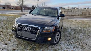 Used 2012 Audi Q5 quattro 4dr 2.0L Premium for sale in Brampton, ON