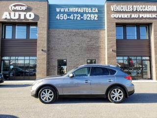 Used 2015 Infiniti QX50 Traction intégrale, 4 portes Journey for sale in St-Eustache, QC