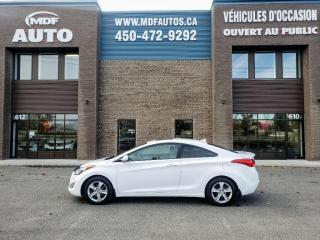Used 2013 Hyundai Elantra Coupé 2 portes boîte automatique GLS *Di for sale in St-Eustache, QC