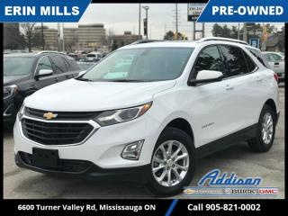 Used 2019 Chevrolet Equinox LT  NAVI|PANO ROOF|REMOTE STRT| for sale in Mississauga, ON