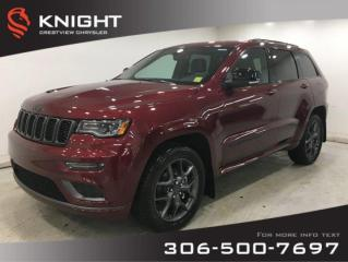 New 2020 Jeep Grand Cherokee Limited X V6 | Sunroof | Navigation for sale in Regina, SK