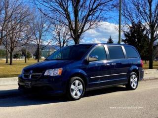 Used 2014 Dodge Grand Caravan SE for sale in Vancouver, BC