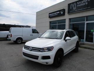 Used 2011 Volkswagen Touareg HIGHLINE for sale in Oakville, ON