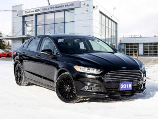 Used 2016 Ford Fusion SE for sale in Winnipeg, MB