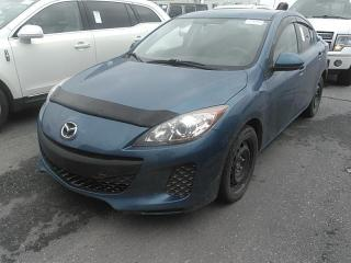 Used 2013 Mazda MAZDA3 GX for sale in Waterloo, ON