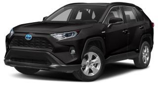 New 2020 Toyota RAV4 Hybrid LE for sale in Hamilton, ON