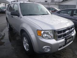 Used 2012 Ford Escape XLT for sale in Fort Erie, ON