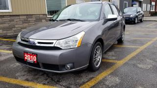Used 2010 Ford Focus SE for sale in Tilbury, ON