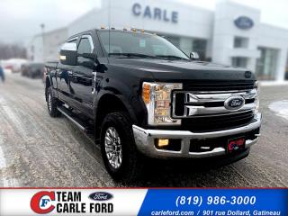 Used 2017 Ford F-250 Ford F-250 XLT 2017, Toit panoramique, b for sale in Gatineau, QC