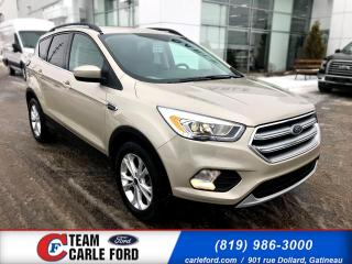 Used 2017 Ford Escape Ford Escape 2017 SE AWD, Caméra de recul for sale in Gatineau, QC
