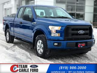 Used 2017 Ford F-150 Ford F-150 S/Cab 2017, Caméra de recul, for sale in Gatineau, QC