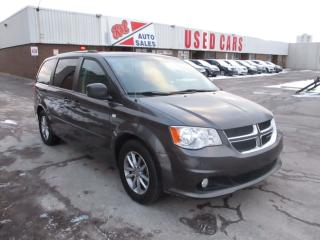 Used 2014 Dodge Grand Caravan 30th Anniversary ~ Stow'n'Go ~ NAV ~ DVD for sale in Toronto, ON