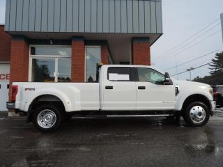 Used 2017 Ford F-450 XLT - EXCELLENTE CONDITION for sale in St-François-Du-Lac, QC