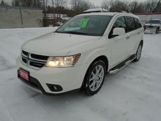 Used 2016 Dodge Journey RT AWD for sale in Beaverton, ON