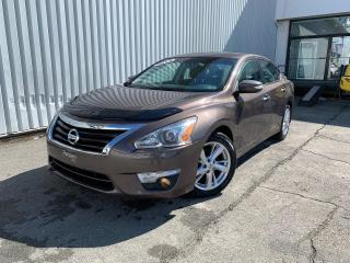 Used 2014 Nissan Altima SL CUIR/TOIT OUVRANT for sale in Rouyn-Noranda, QC
