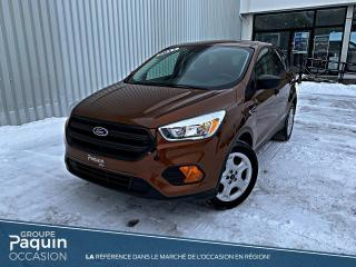 Used 2017 Ford Escape S CERTIFE OCCASION for sale in Rouyn-Noranda, QC