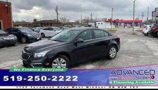 Used 2015 Chevrolet Cruze 1LT for sale in Windsor, ON