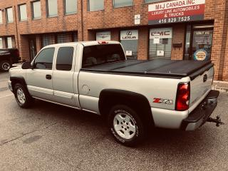 Used 2007 Chevrolet Silverado 1500 LS - 4WD  Z71 for sale in Mississauga, ON