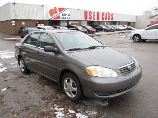 Used 2005 Toyota Corolla CE ~ SAFETY INCLUDED for sale in Toronto, ON