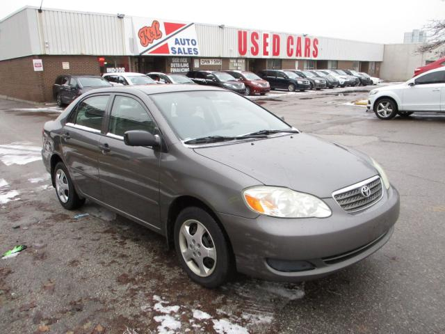2005 Toyota Corolla CE ~ SAFETY INCLUDED