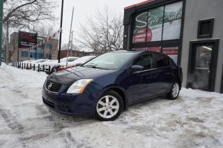 Used 2008 Nissan Sentra Berline 4 portes I4, CVT 2,0 S for sale in Laval, QC