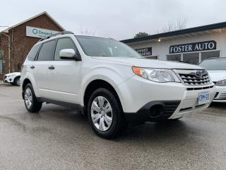 Used 2013 Subaru Forester 2.5 Convenience for sale in Waterdown, ON