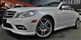 Used 2011 Mercedes-Benz E-Class E 550 for sale in North York, ON