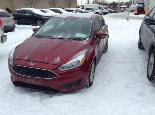 Used 2015 Ford Focus Hayon 5 portes SE for sale in Montréal, QC