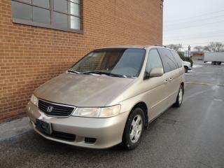 Used 2000 Honda Odyssey EX for sale in Oakville, ON