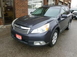 Used 2010 Subaru Outback 3.6R w/Limited Pkg for sale in Weston, ON
