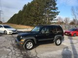 Photo of Black 2005 Jeep Liberty