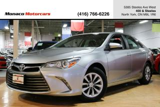 Used 2015 Toyota Camry LE - BACKUPCAM|HEATED SEATS|ONE OWNER for sale in North York, ON