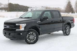 Used 2019 Ford F-150 Lariat Sport (V8 5.0L) 4x4 for sale in St-Isidore, QC