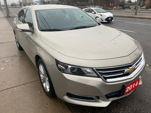 2014 Chevrolet Impala ALLOYS- AUTO-LEATHER-USB- AUX- BTOOTH-NAVI