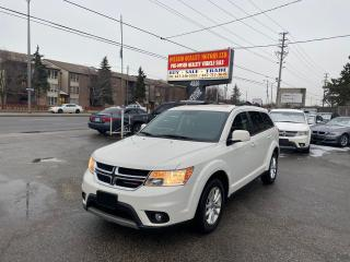 Used 2015 Dodge Journey SXT for sale in Toronto, ON