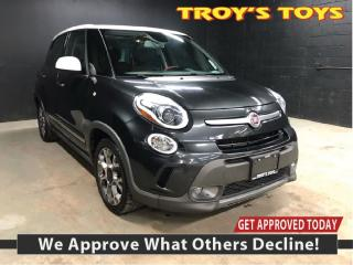 Used 2014 Fiat 500L Trekking for sale in Guelph, ON