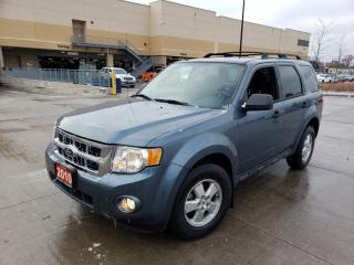 Used 2010 Ford Escape AWD, Low Km, Auto, 3/Y Warranty available for sale in Toronto, ON
