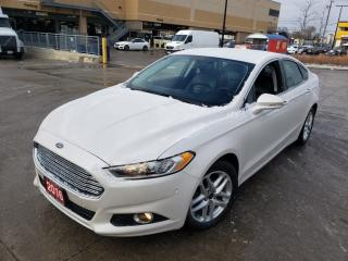 Used 2016 Ford Fusion Leather, Automatic, 3 Year Warranty Available for sale in Toronto, ON