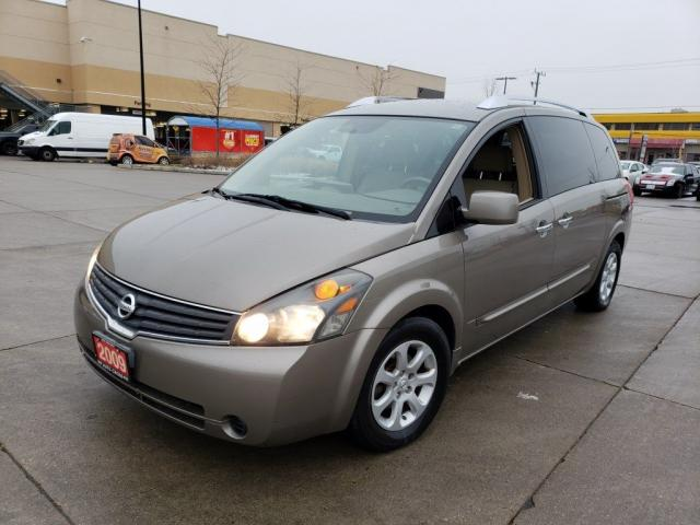 2009 Nissan Quest 7 pass, Only 151000 km, 3/Y warranty availabl