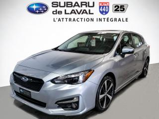 Used 2018 Subaru Impreza 2.0i Sport-Tech for sale in Laval, QC