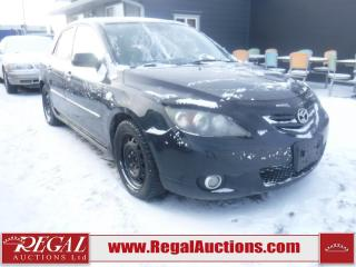 Used 2005 Mazda MAZDA3 Sport GS 4D Hatchback for sale in Calgary, AB
