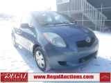 Photo of Blue 2007 Toyota YARIS  4D HATCHBACK FWD