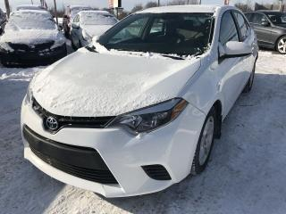 Used 2014 Toyota Corolla LE ECO Upgrade Pkg for sale in Gloucester, ON